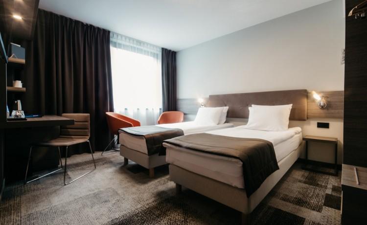 Hotel **** Q Hotel Plus Katowice / 18