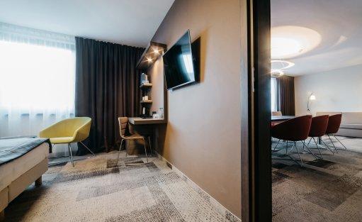 Hotel **** Q Hotel Plus Katowice / 23