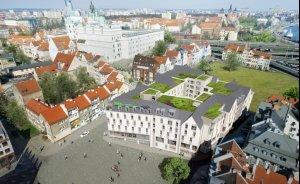 ibis Styles Szczecin Stare Miasto Obiekt w budowie / 0