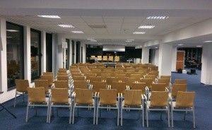 """Budynek """"AKWARIUM""""  Pomorskiej Specjalnej Strefy Ekonomicznej sp. z o.o. Centrum szkoleniowo-konferencyjne / 4"""