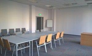 """Budynek """"AKWARIUM""""  Pomorskiej Specjalnej Strefy Ekonomicznej sp. z o.o. Centrum szkoleniowo-konferencyjne / 5"""