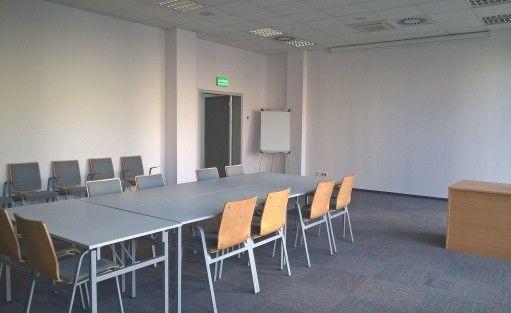 """Centrum szkoleniowo-konferencyjne  Budynek """"AKWARIUM""""  Pomorskiej Specjalnej Strefy Ekonomicznej sp. z o.o. / 5"""