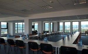 """Budynek """"AKWARIUM""""  Pomorskiej Specjalnej Strefy Ekonomicznej sp. z o.o. Centrum szkoleniowo-konferencyjne / 3"""