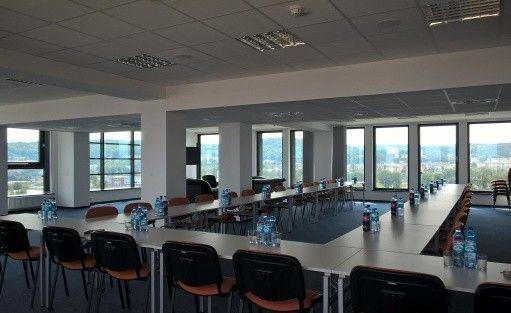 """Centrum szkoleniowo-konferencyjne  Budynek """"AKWARIUM""""  Pomorskiej Specjalnej Strefy Ekonomicznej sp. z o.o. / 3"""