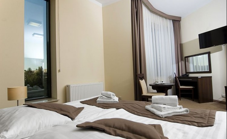 Hotel *** Hotel Forum Fitness Spa & Wellness / 7
