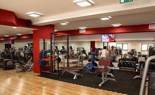 Hotel *** Hotel Forum Fitness Spa & Wellness / 12