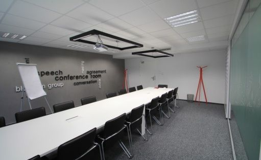 Sala konferencyjna Blossom Group / 2