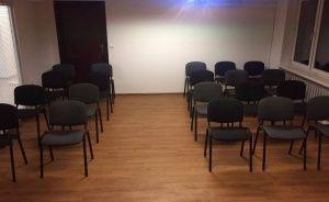 Cluster Cowork Katowice Sala konferencyjna / 0