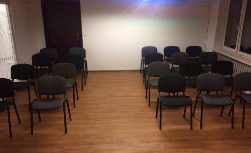 Sala konferencyjna Cluster Cowork Katowice / 1