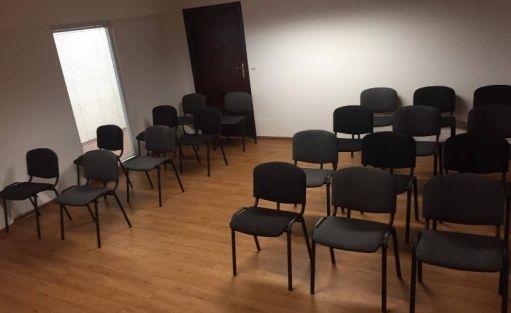 Sala konferencyjna Cluster Cowork Katowice / 2