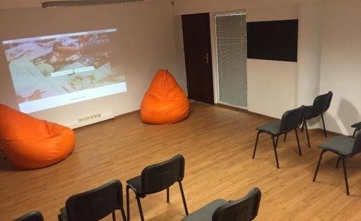 Sala konferencyjna Cluster Cowork Katowice / 3
