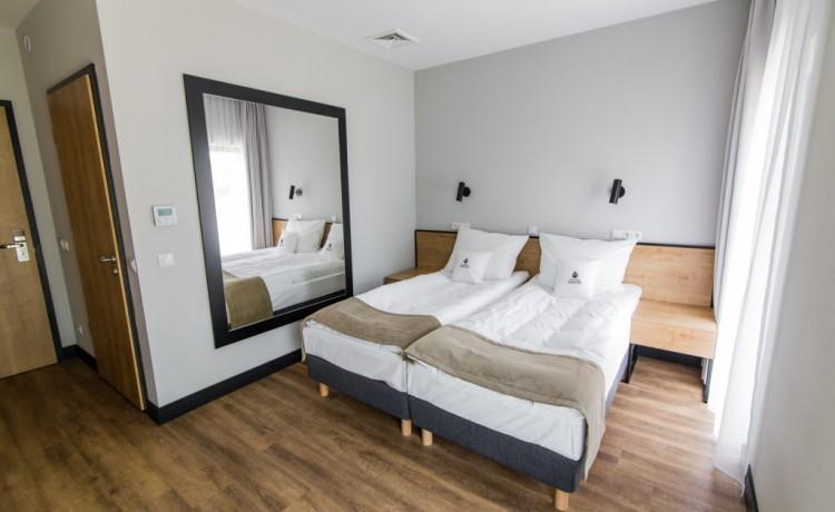Hotel *** Hotel *** Restauracja Browar Wiatr / 11