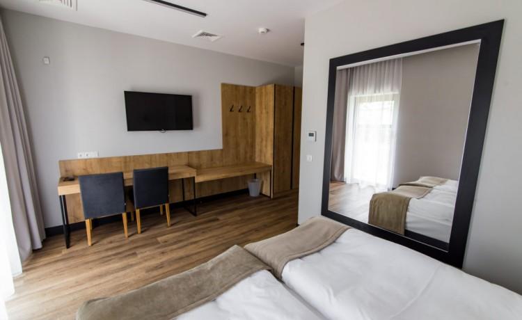 Hotel *** Hotel *** Restauracja Browar Wiatr / 13