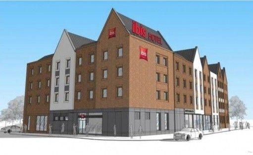 Hotel ** Hotel Ibis Gdańsk Stare Miasto / 0