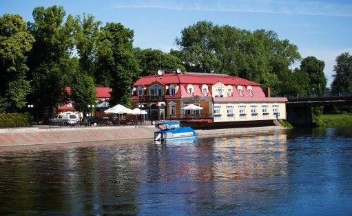 """Hotel Restauracja """"Dom nad rzeką"""""""