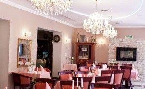 """Hotel Restauracja """"Dom nad rzeką""""  Hotel *** / 3"""