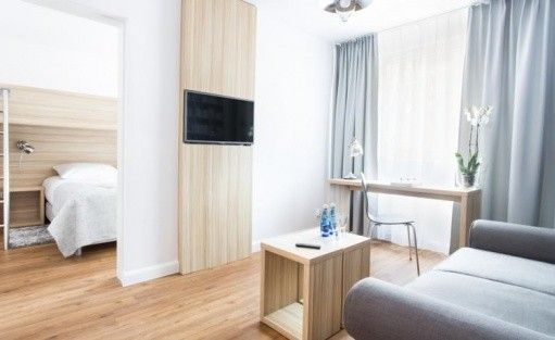 Hotel ** Smart Hotel Garnizon / 7