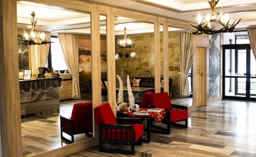 Hotel *** Hotel Sośnica / 0