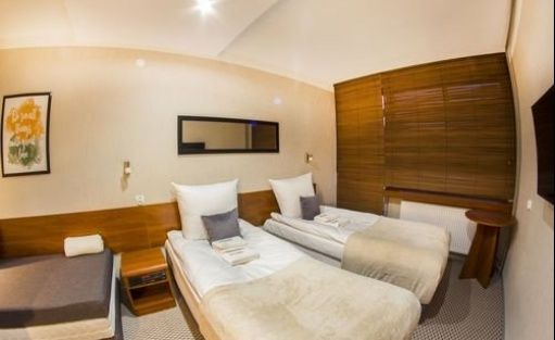 Hotel *** Kolejarz Best For You / 6