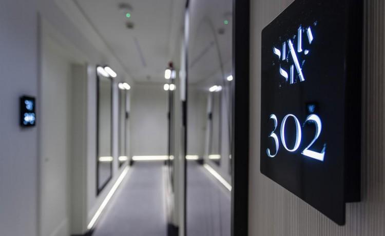 Hotel **** Hotel SixtySix / 0