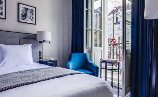 Hotel **** Hotel SixtySix / 11