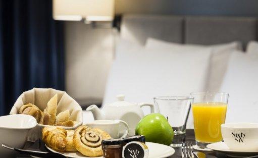 Hotel **** Hotel SixtySix / 13