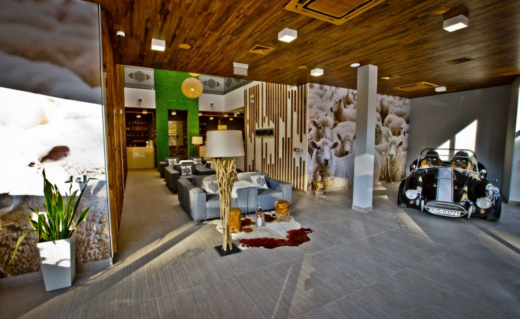 Hotel SPA Bacówka Radawa SPA / 3
