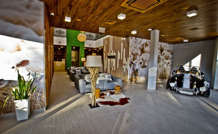 Hotel SPA Bacówka Radawa SPA / 12