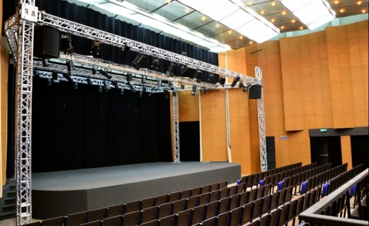 Obiekt konferencyjny Kompleks Konferencyjny NOT Gdańsk / 0