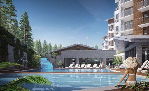 Hotel **** Blue Mountain Resort / 0