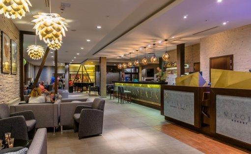 Hotel *** Mikołajki Resort & SPA ***  / 0