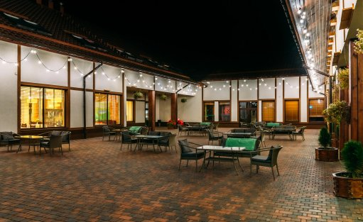 Hotel *** Mikołajki Resort & SPA ***  / 7