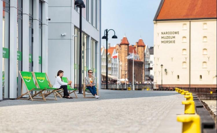 Hotel **** Holiday Inn Gdańsk City Centre / 2