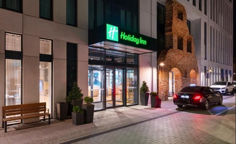 Hotel **** Holiday Inn Gdańsk City Centre / 0