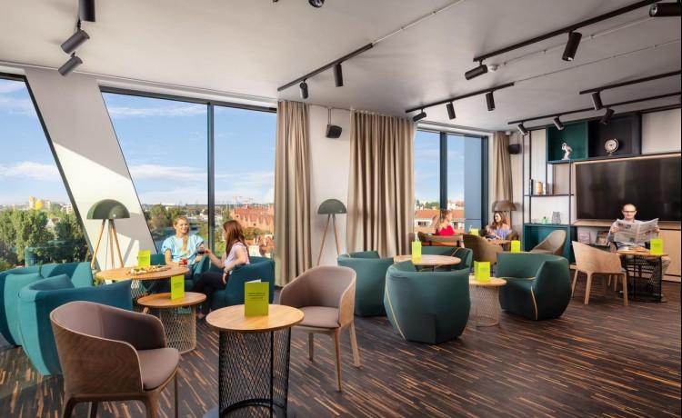Hotel **** Holiday Inn Gdańsk City Centre / 22
