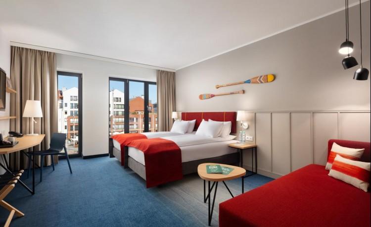 Hotel **** Holiday Inn Gdańsk City Centre / 11
