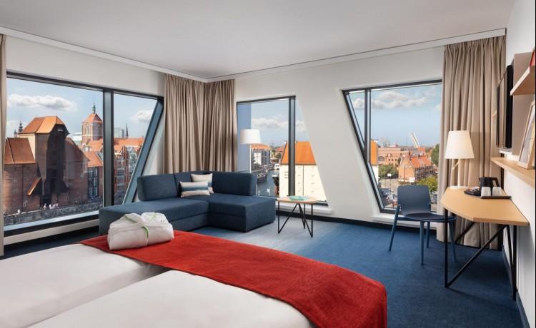 Hotel **** Holiday Inn Gdańsk City Centre / 15