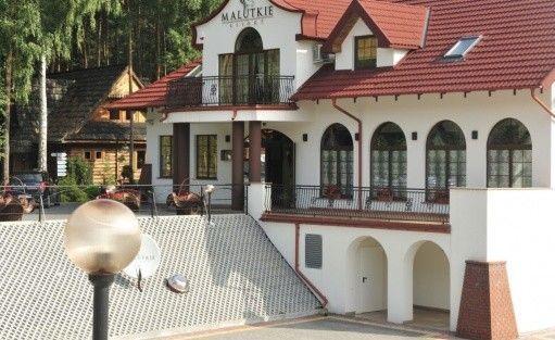 Obiekt szkoleniowo-wypoczynkowy Malutkie Resort / 0