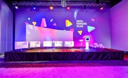 Obiekt konferencyjny Digital Knowledge Village / 15