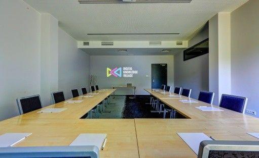Obiekt konferencyjny Digital Knowledge Village / 3
