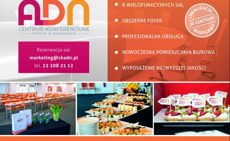Centrum szkoleniowo-konferencyjne ADN Centrum Konferencyjne  / 4