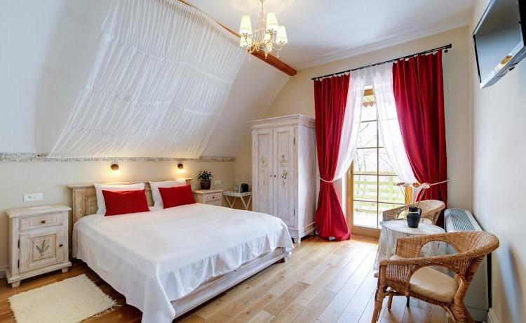Hotel *** Łubinowe Wzgórze Eko Resort & Natural SPA / 14
