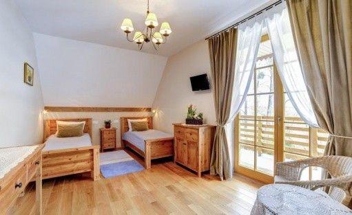 Hotel *** Łubinowe Wzgórze Eko Resort & Natural SPA / 15