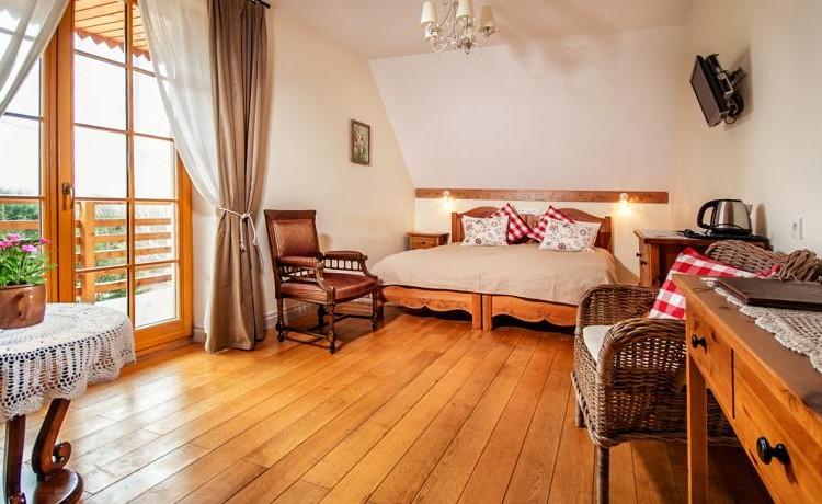 Hotel *** Łubinowe Wzgórze Eko Resort & Natural SPA / 16