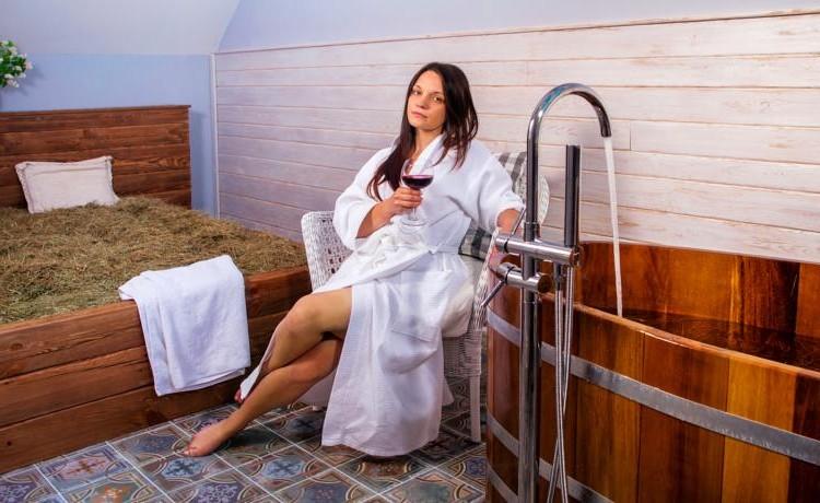 Hotel *** Łubinowe Wzgórze Eko Resort & Natural SPA / 24