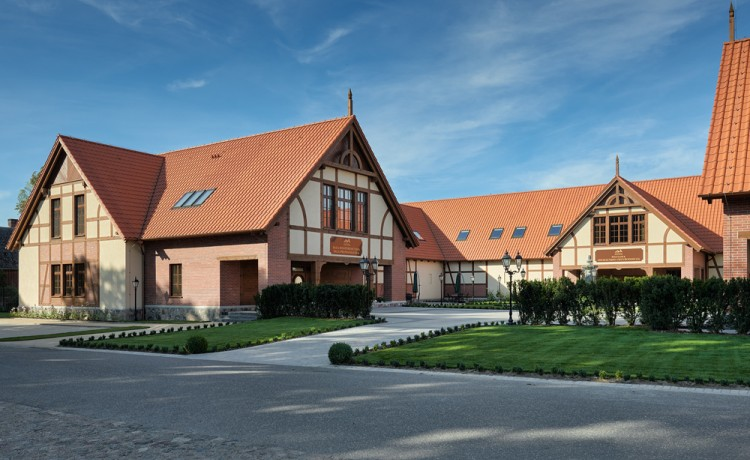 Pałac Hotel Poledno  / 1