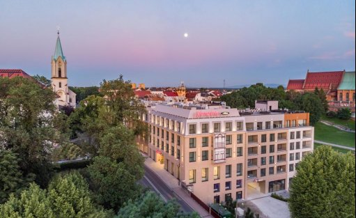 Hotel *** Hampton by Hilton Oświęcim / 7