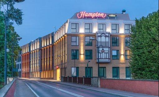 Hotel *** Hampton by Hilton Oświęcim / 0