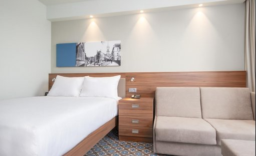 Hotel *** Hampton by Hilton Oświęcim / 14