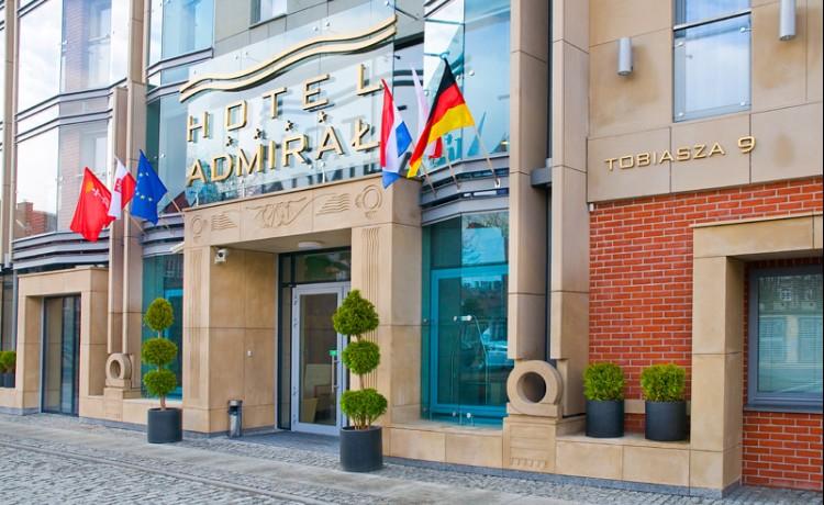 Hotel **** Hotel Admirał / 3